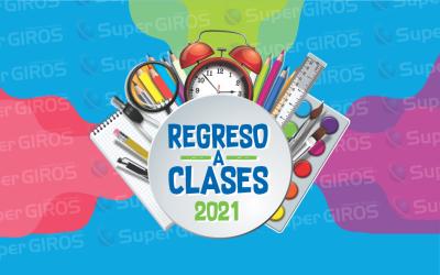 """""""Regreso a clase 2021"""""""