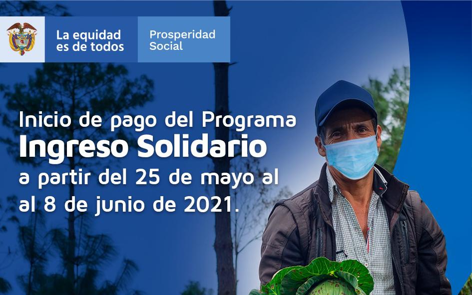 Puntos de servicio habilitados Ingreso Solidario